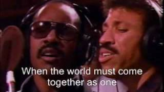 Download Michael Jackson we are the world con letra Video
