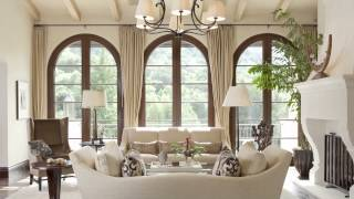 Download This Santa Barbara Mediterranean style home exudes a sense of easy refinement Video