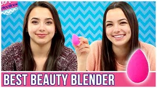 Download BEST BEAUTY BLENDER DUPES?! | Dupe Detectives w/ the Merrell Twins Video