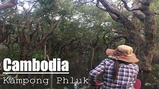 Download Cambodia Travel Kampong Phluk, - Floating Village, Tonle Sap Lake - Siem Reap, Cambodia - DJI OSMO Video