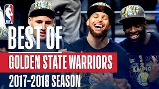 Download Best Of Golden State Warriors | 2018 NBA Season Video