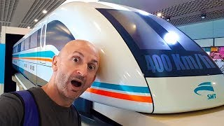 Download CE TRAIN VA À PLUS DE 400 KM/H ! Video