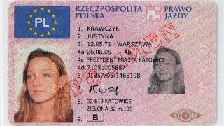 Download Pod żadnym pozorem nie róbcie prawa jazdy w Polsce Video