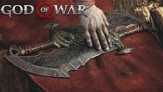 Download Kratos Gets The Blades of Chaos - God of War 4 (PS4 Pro) - God of War 2018 Video