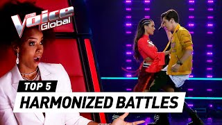 Download BEST BOY/GIRL DUETS in The Voice Video