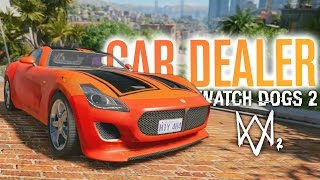 Download Watch Dogs 2 GAMEPLAY | BUYING, STEALING FROM DEALER & LOMBARD STREET Video