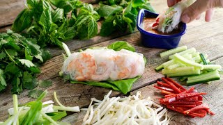 Download Summer Rolls Video