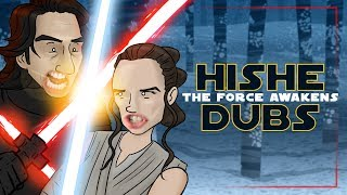 Download Star Wars: The Force Awakens - Comedy Recap (HISHE Dubs) Video