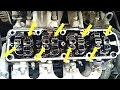 Download Motor Chevy TBI 1.6 cambio de junta de cabeza Video