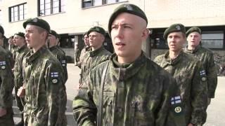 Download Jääkäriprikaaati Saapumiserän 2/2012 valatilaisuus Video