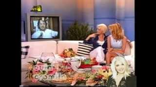 Download Ρουλα Κορομηλα-Ελενη Μενεγακη 5 Χρονια Πρωινος Καφες Video