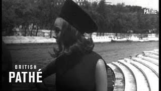 Download Pierre Cardin Fashions For Autumn 1966. (1966) Video