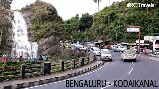 Download Bengaluru To Kodaikanal Road Trip| Silver Cascade Falls|#RCTravels Kodaikanal| Part 1 Video