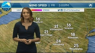 Download Salix's Friday Evening Forecast 3/16/18 Video
