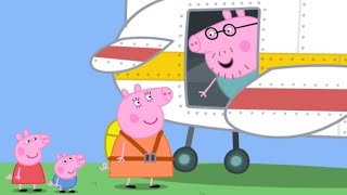 Download Peppa Pig Official Channel | Peppa Pig Watches Parachute Jump Video