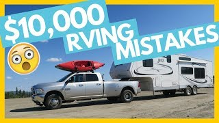 Download $10,000 Worth of RVing Mistakes Video