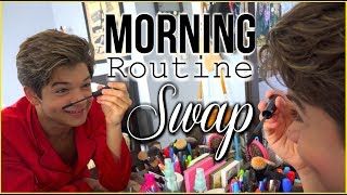 Download Morning Routine SWAP | Brother VS. Sister Video
