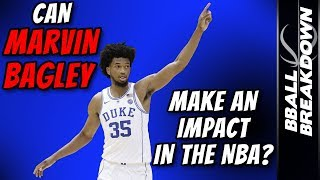 Download 2018 NBA Draft: Can Marvin Bagley Make An Impact Early? Video