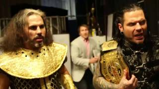 Download The Broken Hardys Have a Flea Market Brawl | IMPACT March 2nd, 2017 Video
