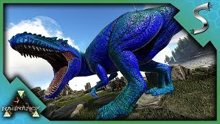 Download FULLY MUTATED GIGA! EPIC COLOUR MUTATIONS! - Ark: RAGNAROK [DLC Gameplay E79] Video
