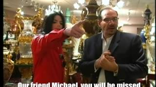 Download Michael Jackson goes shopping in Las Vegas Video