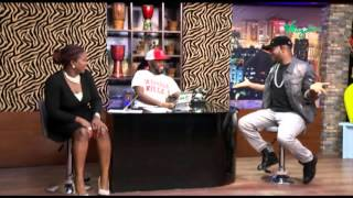 Download The Night Show - Interview with Zoro (Musician) Pt.2   Wazobia TV Video