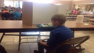 Download Mom Visited Her Son In The School Lunchroom. Then She Saw What Teachers Had Done And Was Outraged Video