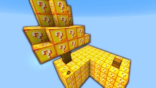 Download LUCKY BLOCK SKYBLOCK WARRIORS! - Minecraft Mods Video