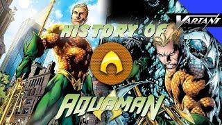 Download History Of Aquaman! Video