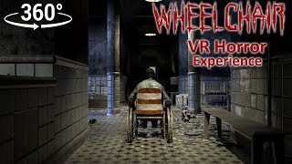 Download 360° Horror: Wheelchair VR Horror Experience Video