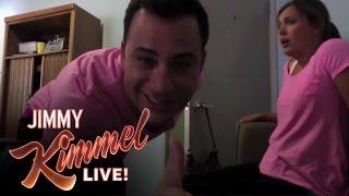 Download Jimmy Kimmel Reveals ″Worst Twerk Fail EVER - Girl Catches Fire″ Prank Video