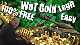 Download WoT || How To Get FREE Gold || 100% Works Video