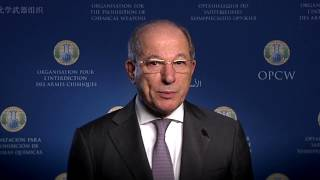 Download OPCW Director-General's Address to the American Chemical Society National Meeting Video