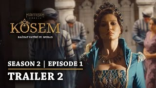 Download ″Magnificent Century Kosem″ Season 2 Episode 1 | Trailer 1 - English Subtitles Video