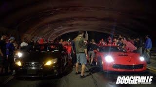 Download modded Lexus ISF vs modded Corvette Round 2 Video