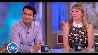 Download Kumail Nanjiani & Emily V. Gordon On Their Love Story 'The Big Sick' | The View Video