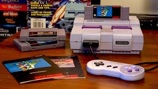 Download The Launch of the Super Nintendo (1991) | Classic Gaming Quarterly Video