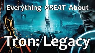 Download Everything GREAT About Tron: Legacy! Video
