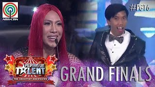 Download Pilipinas Got Talent 2018 Grand Finals: Joven Olvido - Vape Tricks Video