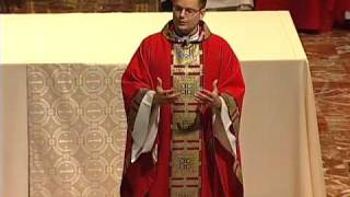 Download Homily for Pentecost Video