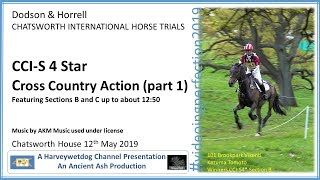 Download Chatsworth International Horse Trials: CCI-S4* Cross Country part 1 Video