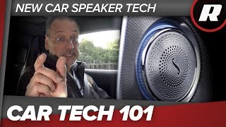 Download Car Tech 101: Car speakers are about to disappear Video