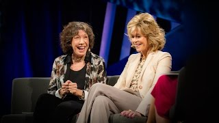 Download A hilarious celebration of lifelong female friendship | Jane Fonda and Lily Tomlin Video