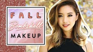 Download Fall Bombshell Makeup Video