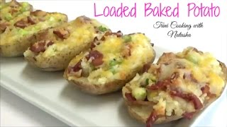 Download Loaded Baked Potato- Twice baked potatoes - Episode 431 Video