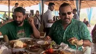 Download Sun, sand, sea and food in Goa Video