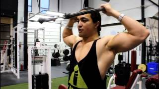Download My FAVOURITE SHOULDER PREHAB Exercise: The Face Pull Video