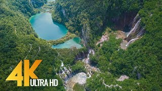 Download 4K Drone Footage - Bird's Eye View of Croatia, Europe - 3 Hour Ambient Drone Film Video
