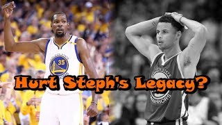Download Did Kevin Durant DAMAGE Steph Curry's Legacy? Video