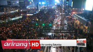 Download Seoul's candlelight protests from the ground Video